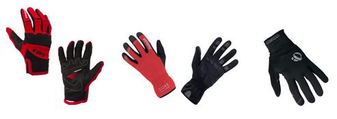 Облегающие перчатки