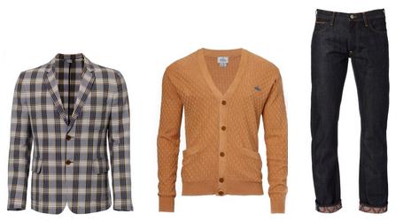 Мужская коллекция одежды
