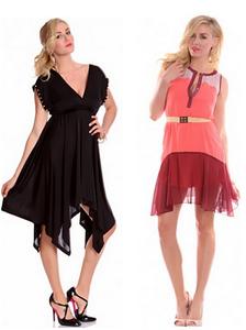 Платья для миниатюрных дам