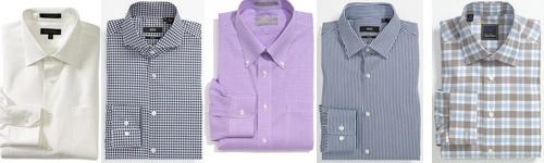 Рубашки от Барни