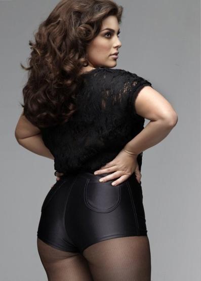 Сексуальная толстая девушка фото