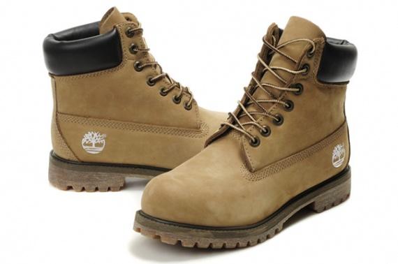 Непромокаемая обувьТимберленд
