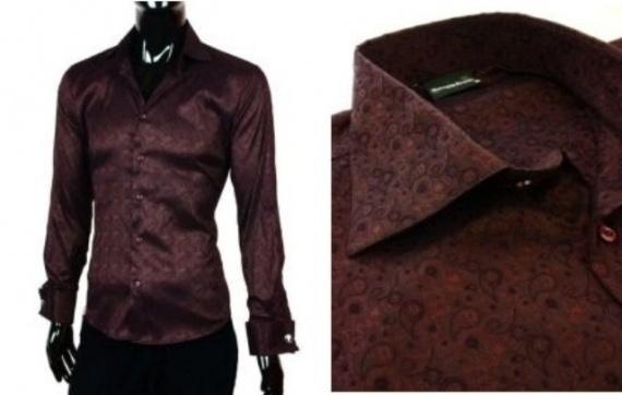 e261e401f18 Мужские рубашки под запонки для джентльменов