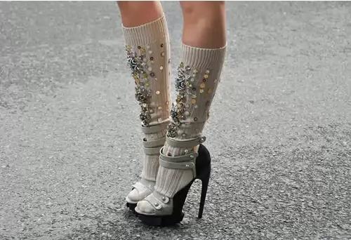 Трендовая обувь 2014 - что снова в моде? тренд