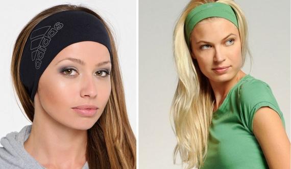 Повязка для волос - модный аксессуар 2014 повязка на голову