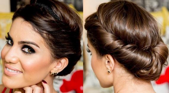 Повязка для волос - модный аксессуар 2014 повязка для волос