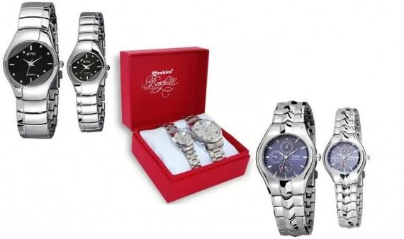 Счастливые часов не наблюдают - мода на парные часы 2014 мода