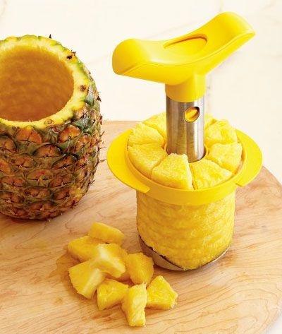 чистка для ананаса