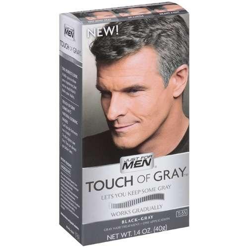 мужская краска для седых волос