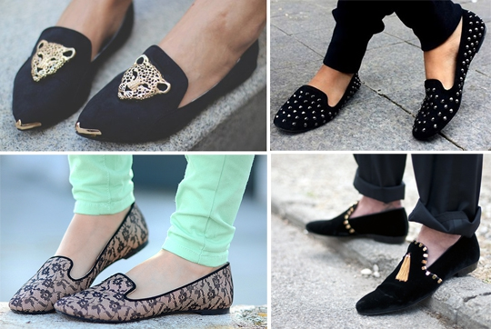 слиперы обувь фото