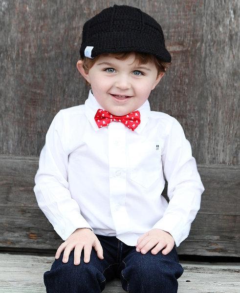 Бабочка галстук для ребенка