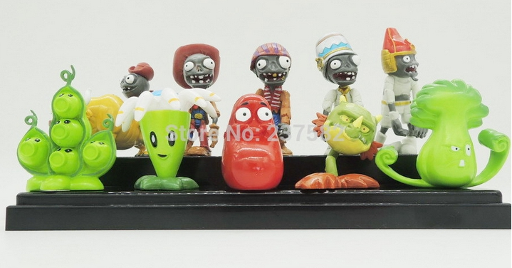 Зомби-апокалипсис: игрушки-ужастики игрушки-ужастики