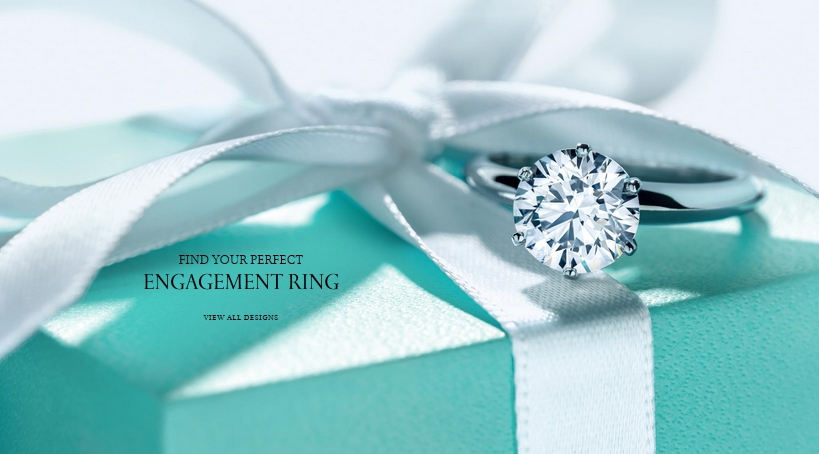 Ювелирный бренд Tiffany открыл виртуальную примерочную украшений Tiffany&Co