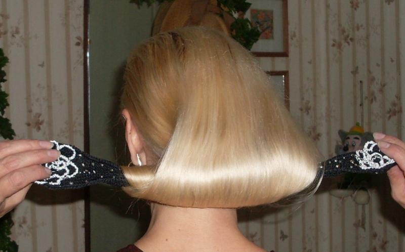 Закручивать волосы твистером