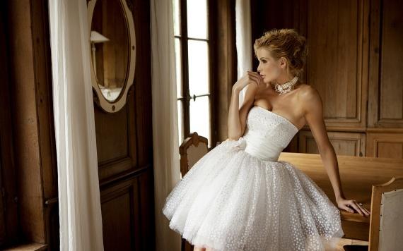 Свадебная мода 2014 – покупаем идеальное свадебное платье в