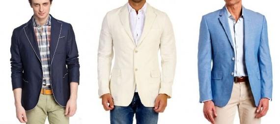 пиджаки под джинсы мужские фото