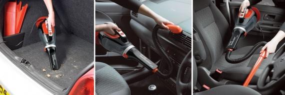 Автомобильный пылесос - надежный помощник в автохозяйстве Германия