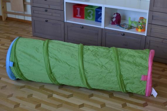 Игровой туннель IKEA - забава всей семье! IKEA
