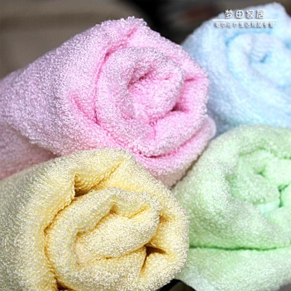 Бамбуковые полотенца 35*70 с Алиэкспресс - просто восторг! полотенце