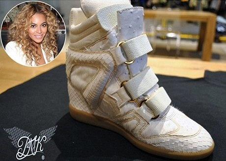 всеобщая эйфория, или знакомимся Isabel Marant sneakers