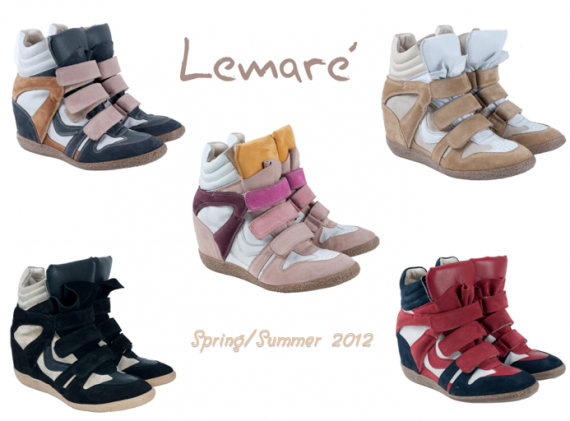всеобщая эйфория, или знакомимся Isabel Marant Fashion sneakers