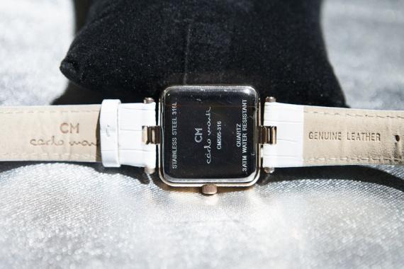 Кварцевые часы Carlo Monti Cesena CM505-316 Carlo Monti