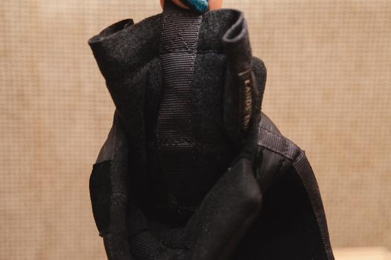 Зимние женские сапожки дутики Women's Commuter Pull-on Boot с сайта Lands'end сапоги