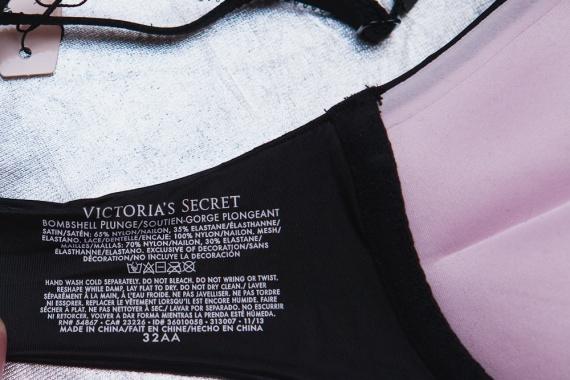 Женственное белье Victoria's Secret - почувствуй себя сексуальной выбор бюстгальтера