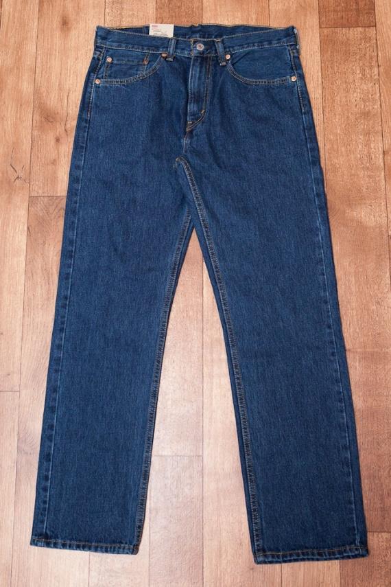 Джинсы Levi's 505. Как отличить оригинал от подделки мужские джинсы