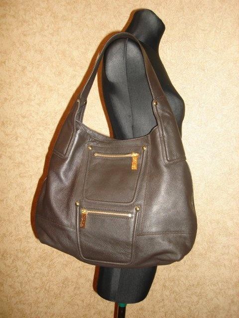 Серия моих обзоров о кожаных сумках. Обзор №1 бренд KOOBA ч. 1 кожаная сумка