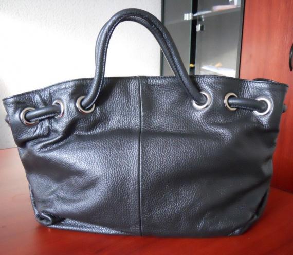 Женская черная сумка metropolis FURLA купить за 17550