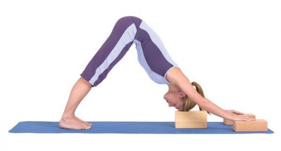 Выбираем онлайн товары для йоги или
