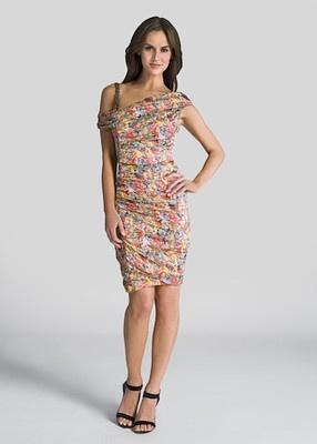 Шелковое платье Katherine Malandrino. Роскошная нежность VS нежная роскошь сша