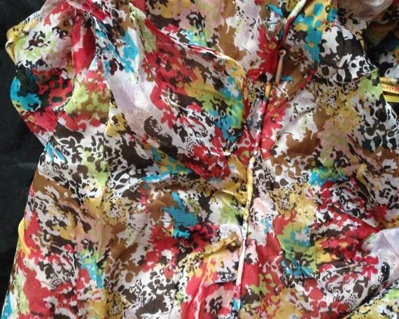Шелковое платье Katherine Malandrino. Роскошная нежность VS нежная роскошь ebay