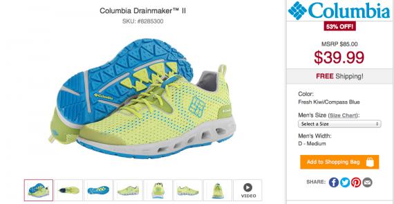 Спортивная обувь от Columbia - спортивная обувь от Columbia ... 590b814c141