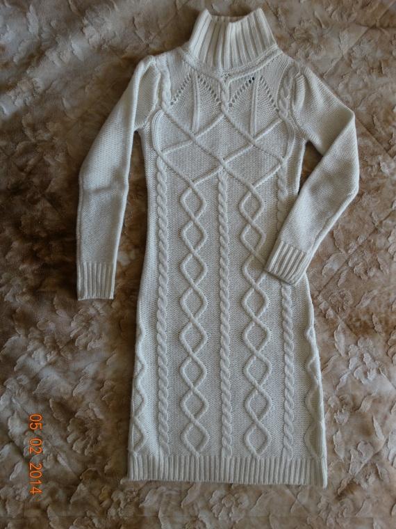 Moda international - зимние платья от Victoria's secret вязаные платья