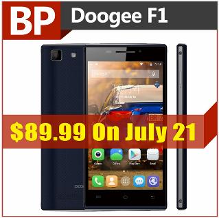 Смартфон Doogee Turbo Mini F1 всего за 89.99$ смартфон