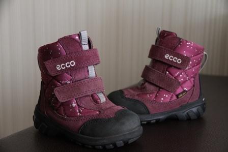88a0d8ed2 Ecco - лучшая детская мембранная обувь для наших деток - Ecco,лучшая ...