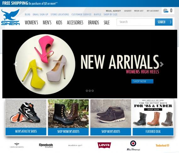 Купить женскую обувь от 1 руб в интернет-магазине