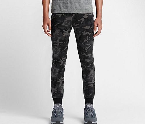Tech Fleece — осенняя коллекция Nike store.nike.com