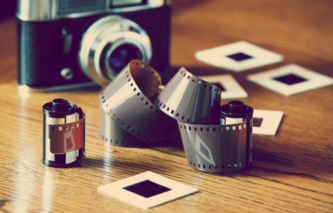 Фотография на пленку Nikon
