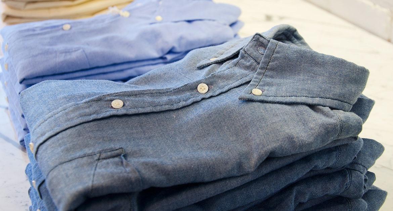 Рубашка на заказ мужская рубашка