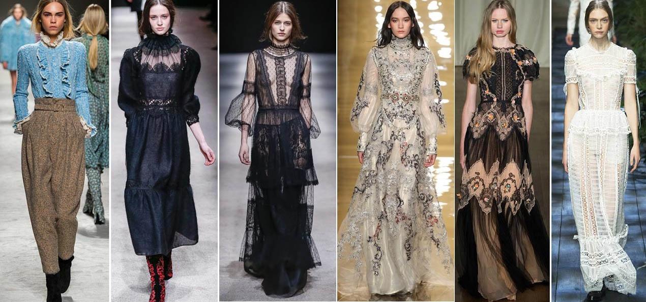 Викторианский стиль в одежде Taobao
