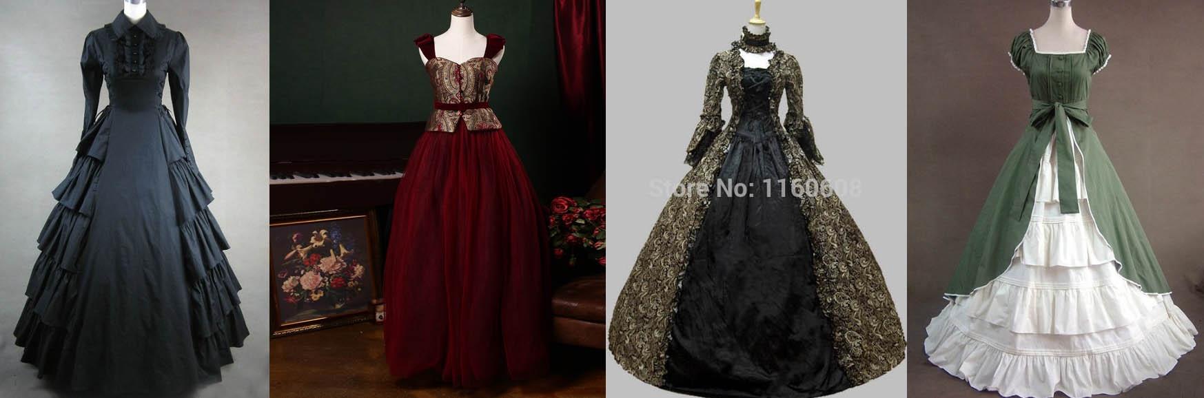 Викторианский стиль в одежде викторианские платья