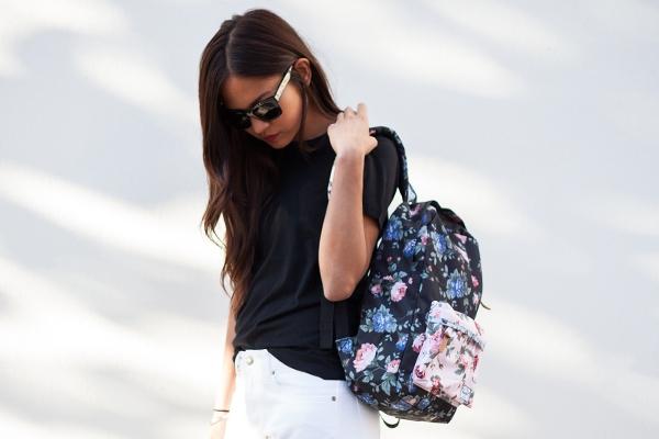 Сумка-рюкзак — ваш удобный аксессуар рюкзак Herschel