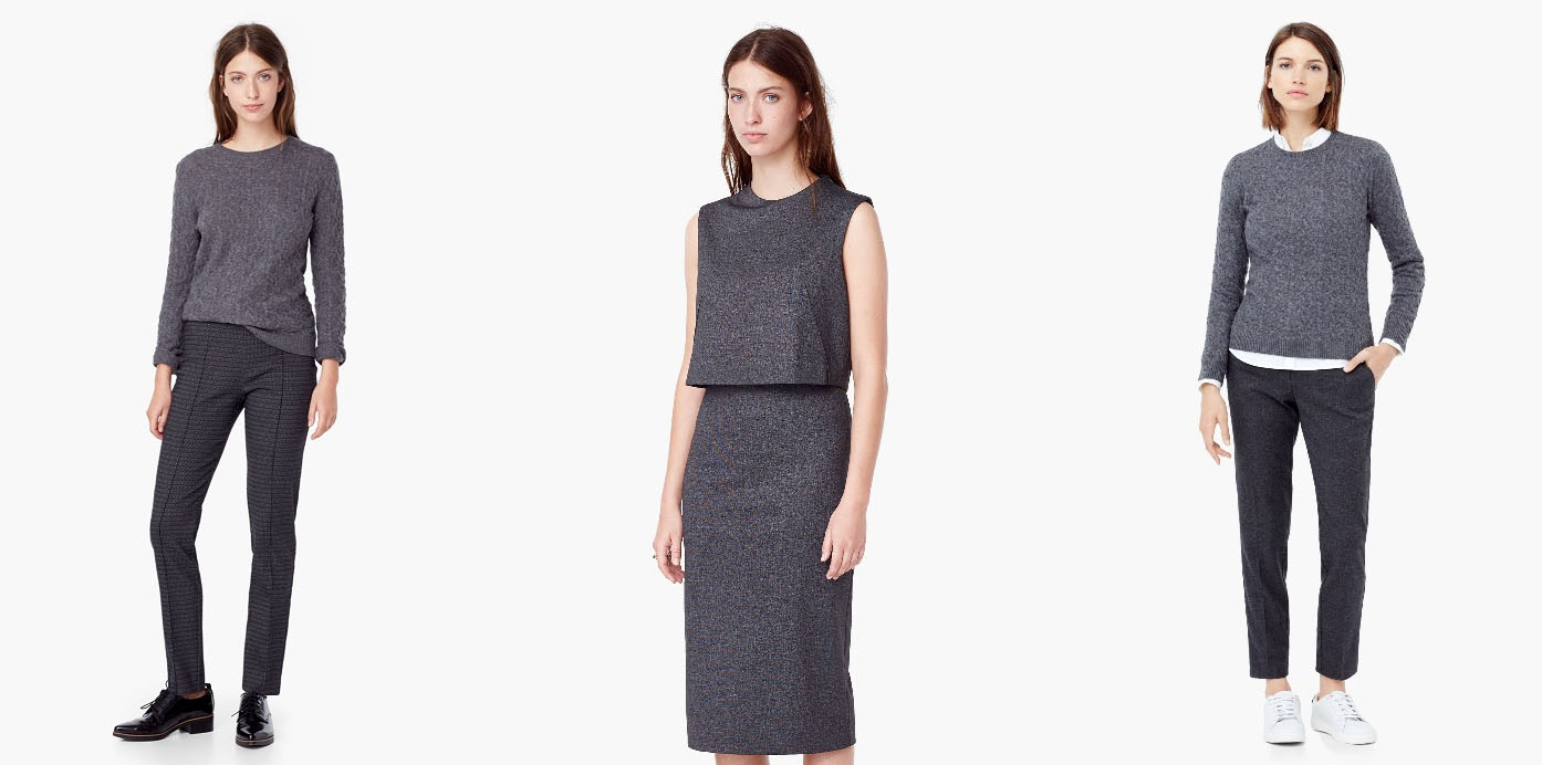 Офисный гардероб 2015: готовимся к осени платье-рубашка