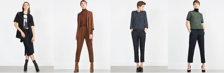Офисный гардероб 2015: готовимся к осени Zara