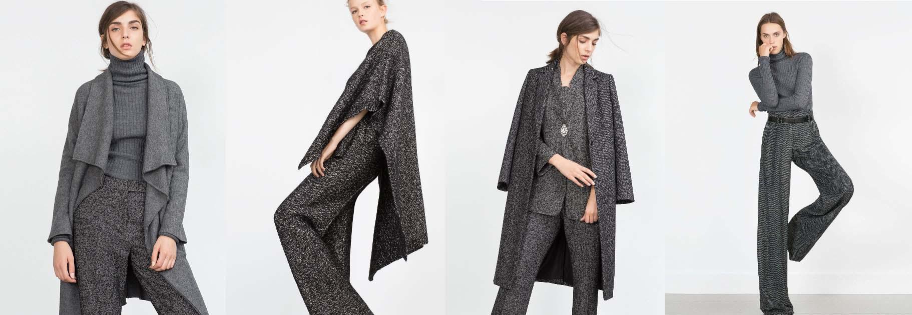 Модные тренды осень/зима 2015/2016 пальто