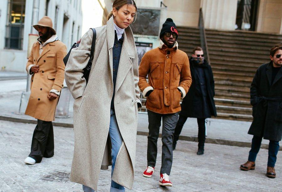 Модные тренды осень/зима 2015/2016 сумка-мешок