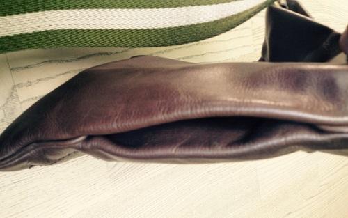 Лучшая сумка для водителей от Bally Лучшая сумка для водителей от Bally